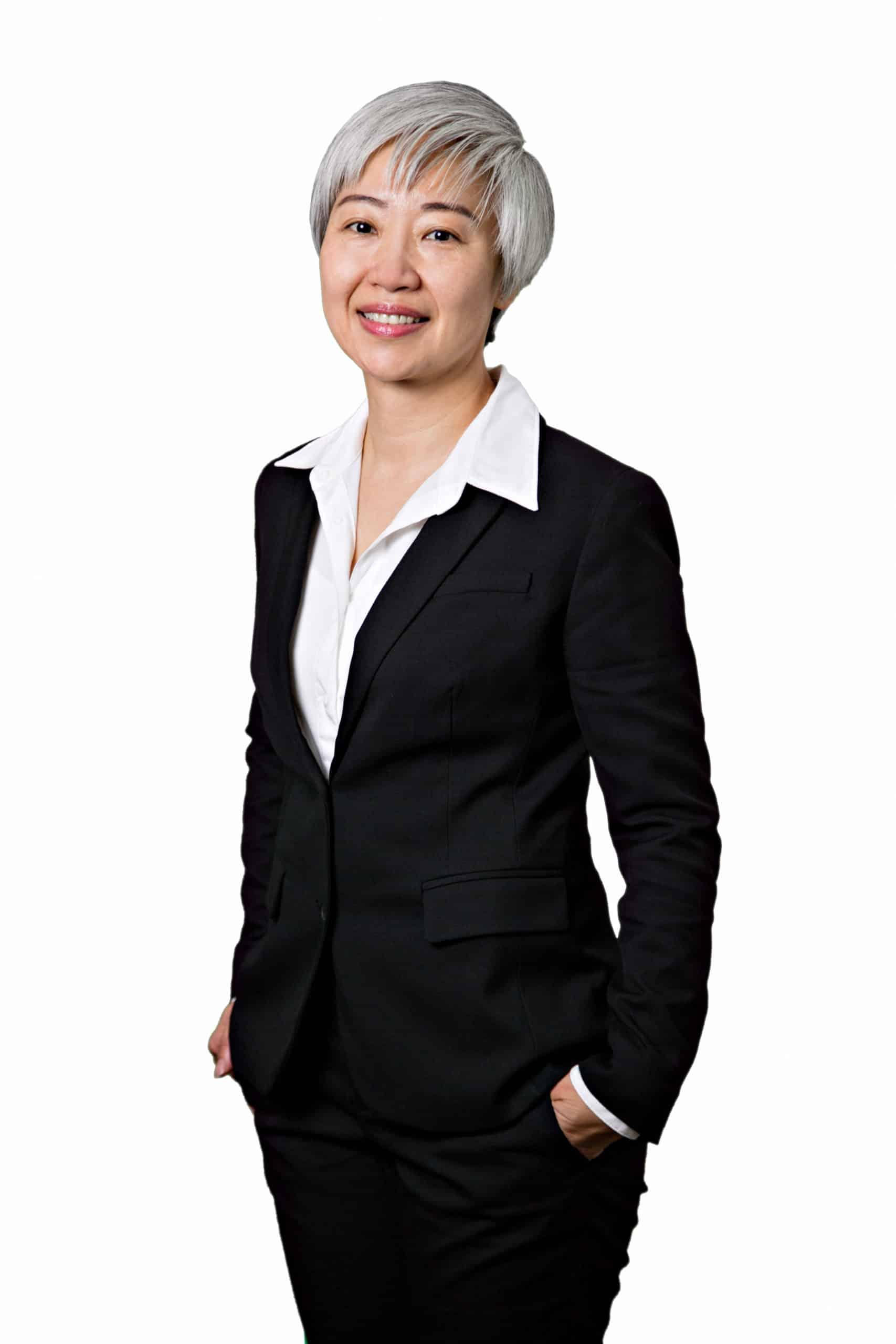 Agnes Lam Portrait