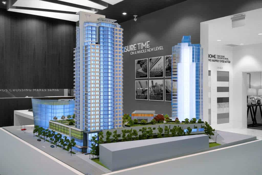 Preview of Kings Crossing's development presale in Burnaby, BC