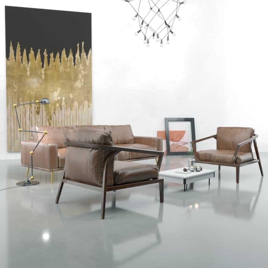 Living Room Furniture Set | Interior Designio