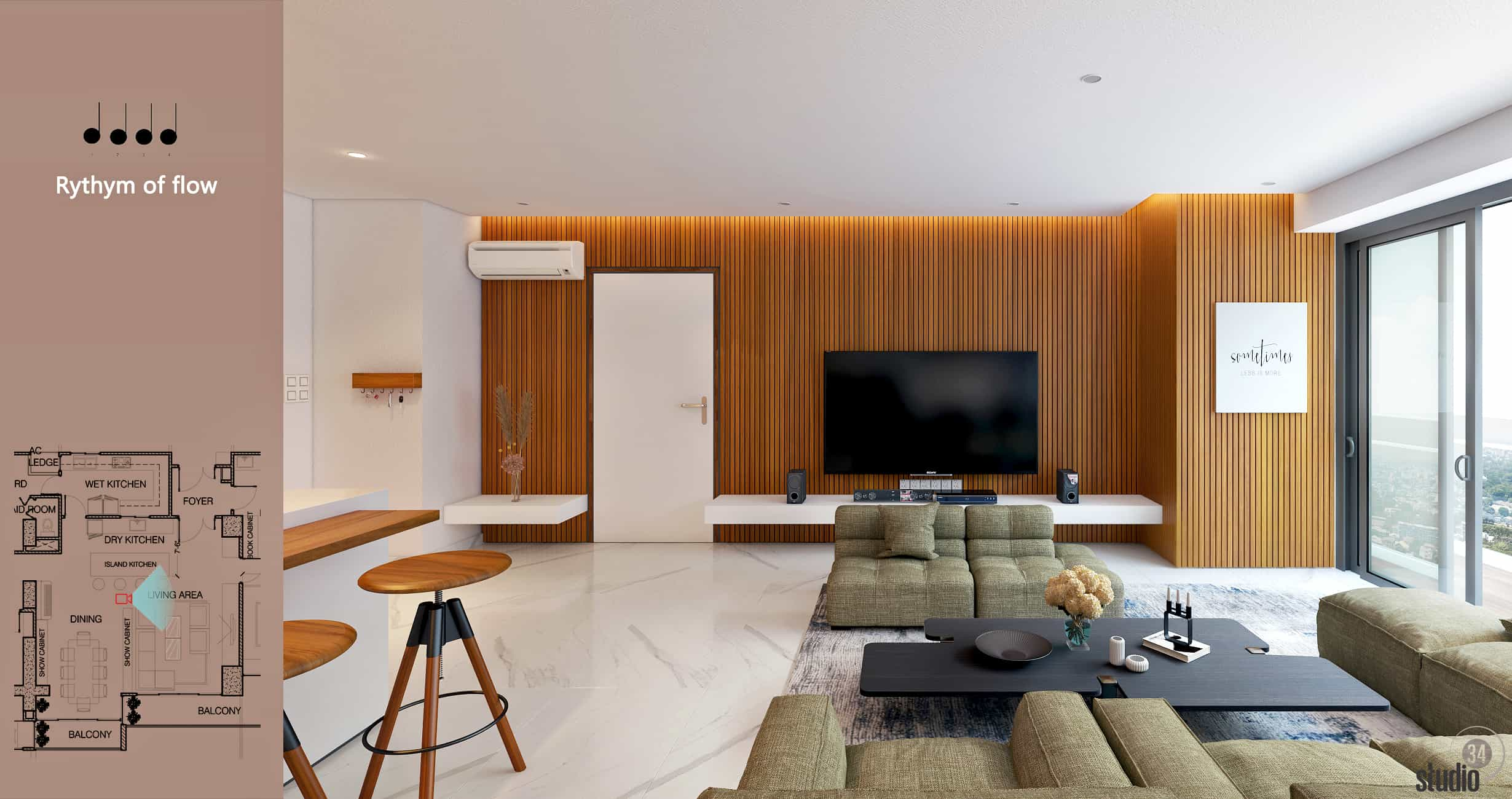 Contemporary Luxury Minimalist | Interior Designio