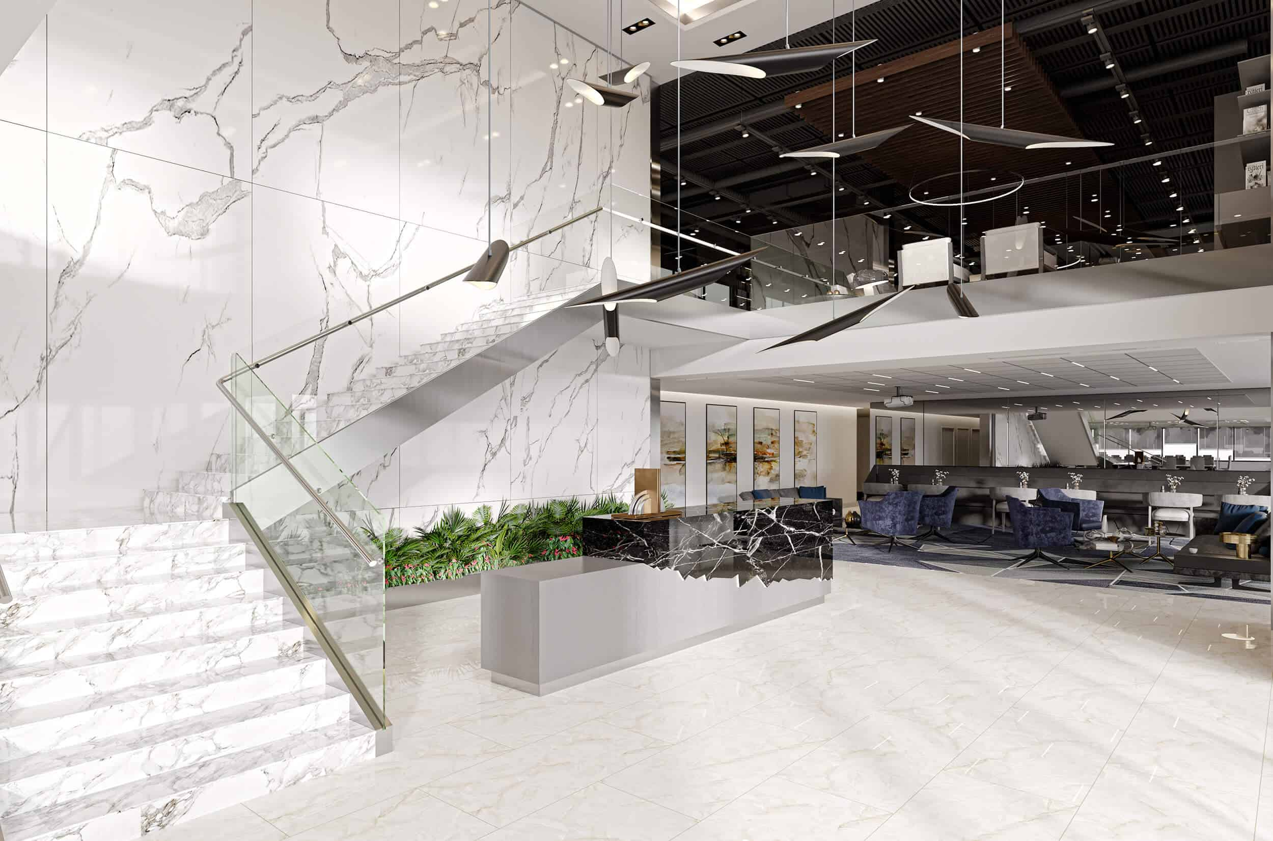 Ontario Co-Working Office | Interior Designio