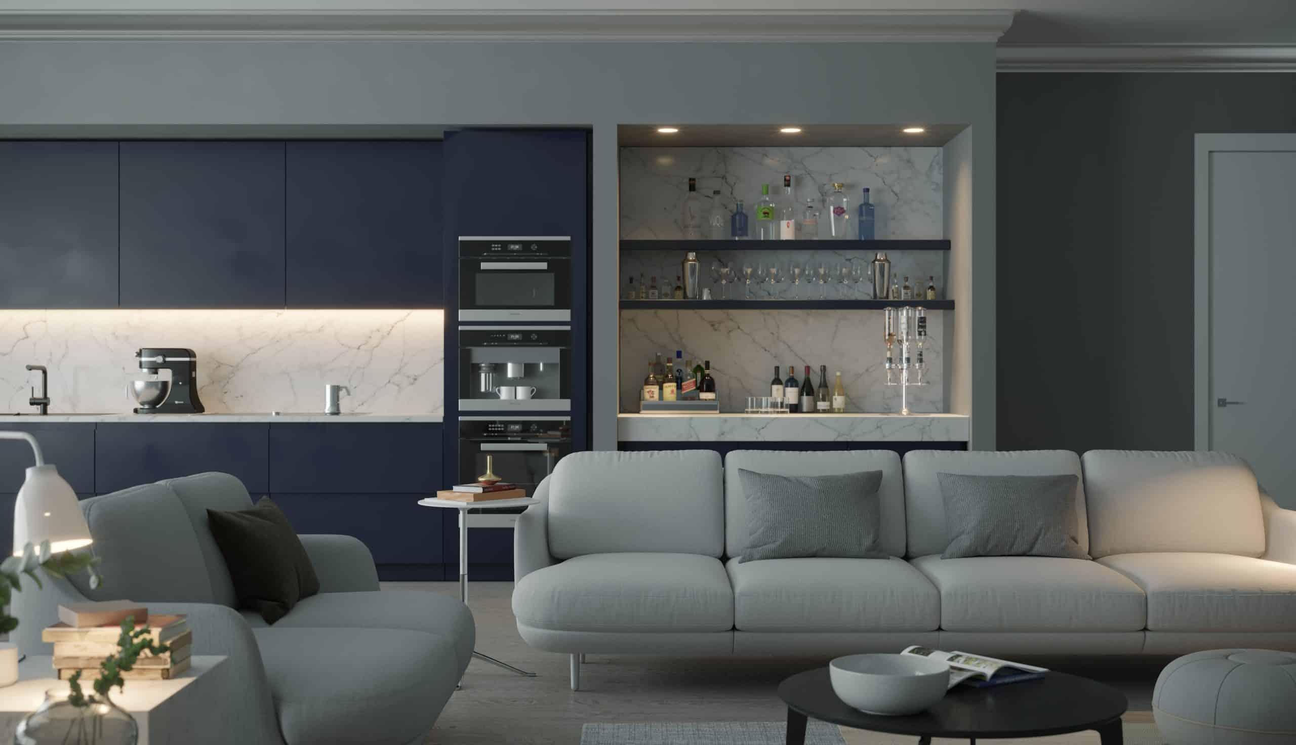 GREENWICH RESIDENCE | Interior Designio