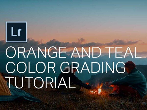 Orange and Teal Color Grading Tutorial